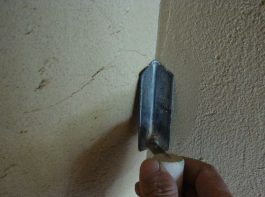 壁塗り工事