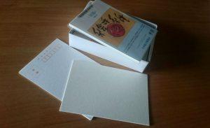 絵手紙の画仙紙