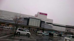 イオンの駐車場