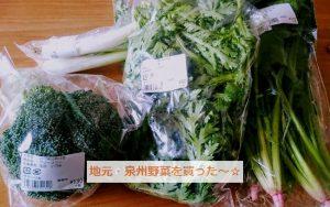 せんなんわくわく広場の野菜