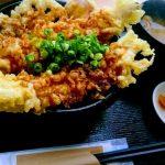サザンぴあの美味しい穴子天丼
