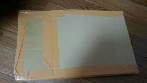 まな板の包装完成