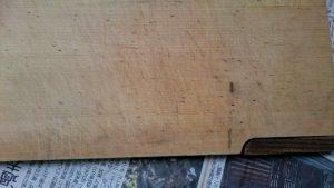 まな板のカビ