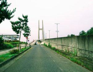 田尻漁港への道のり