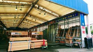 コーナン・木材や板の販売