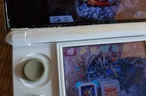 任天堂3DSの画面