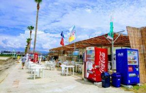 樽井サザンビーチの売店