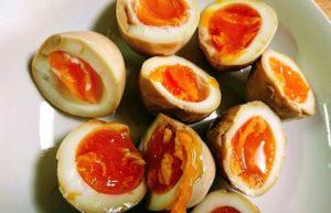 カンタンな手作り味付け卵