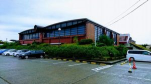 大阪府立臨海スポーツセンターの有料駐車場