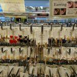 300円ショップに販売のイヤリング