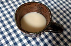 イミダペプチドスープのクラムチャウダー