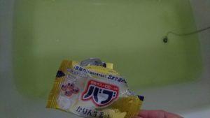 炭酸ガス入浴剤バブ・かりん生姜