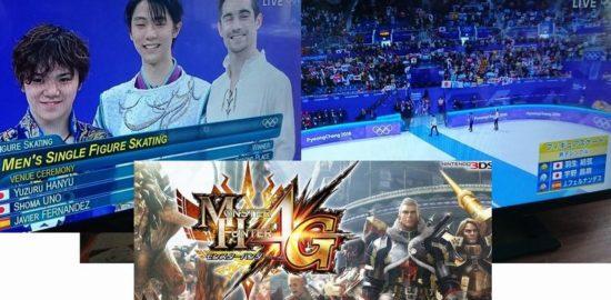 平昌オリンピック金メダルの羽生結弦選手