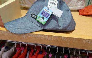 花粉予防のメンズ帽子