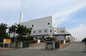 泉南の清掃工場