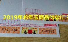 2019(平成31年)お年玉商品