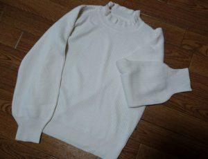 福袋のニット服
