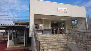 南海線・鳥取ノ荘駅