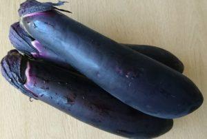 夏野菜のナス
