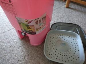 家用生ゴミ処理器