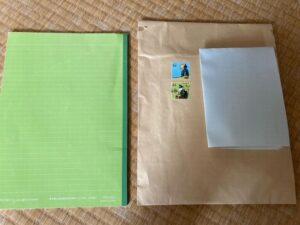 定形外郵便の規格内大きさ